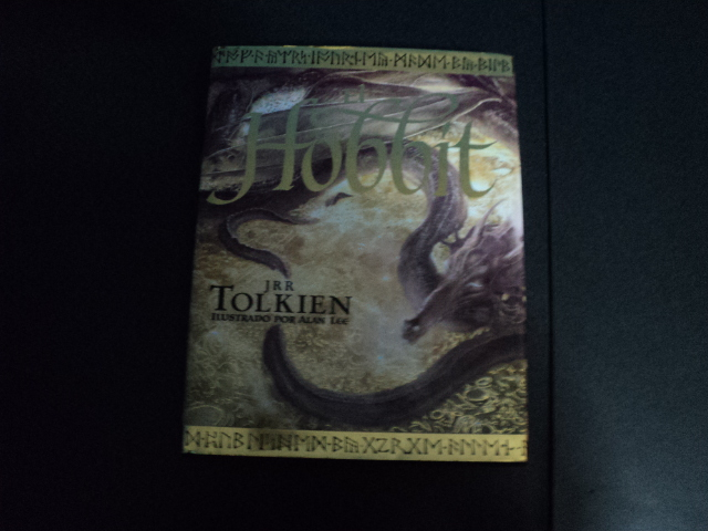 El Hobbit Ilustrado por Alan Lee
